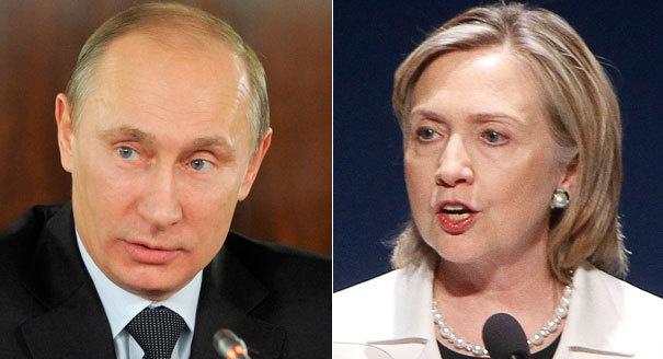 Putin can thiep bau cu My: Cu tra dua voi ba Clinton hinh anh