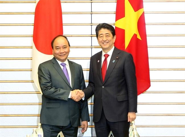 Thu tuong Nhat Ban Shinzo Abe toi Viet Nam va nhung ky vong hinh anh 3