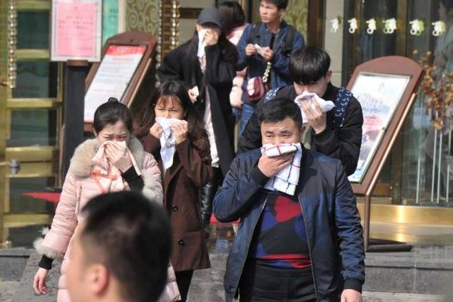 Trung Quoc: Hoa hoan tai khach san khien 10 nguoi chet hinh anh 1
