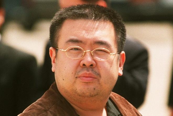 anh trai Kim Jong Un chet anh 1