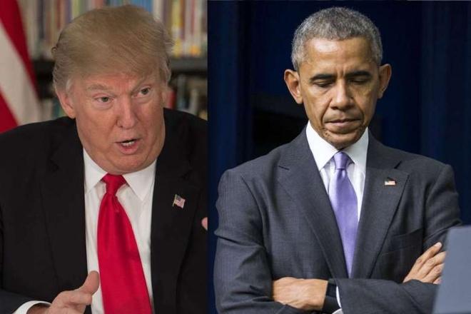 Trump: Obama theo doi van phong toi tu truoc bau cu hinh anh