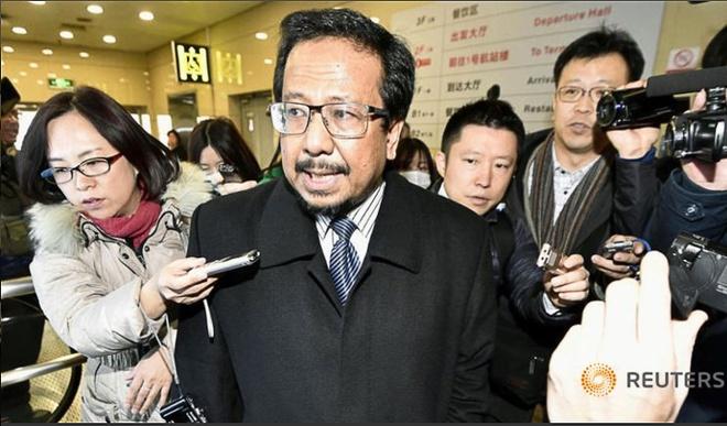 Nghi an Kim Jong Nam: Trieu Tien truc xuat dai su Malaysia de tra dua hinh anh