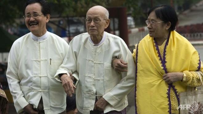 Hau due vua Myanmar tuc gian vi phim truyen hinh Thai Lan hinh anh 1
