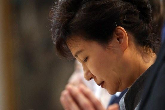 Park Geun Hye: Tu tong thong tro thanh tu nhan so 503 hinh anh 1