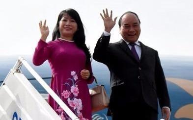 Thu tuong Nguyen Xuan Phuc tham Campuchia va Lao hinh anh