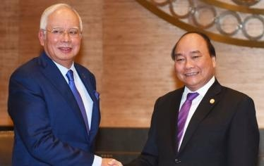 Viet Nam thong nhat lap truong Bien Dong voi Malaysia va Myanmar hinh anh
