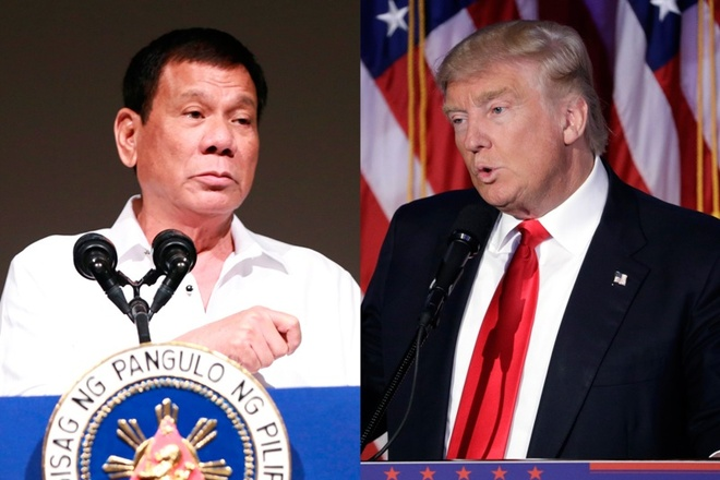 Duterte co the khong toi Nha Trang vi 'qua ban' hinh anh 1