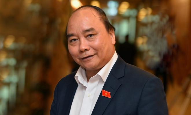 Viet - My dang thu xep chuyen tham cua Thu tuong Nguyen Xuan Phuc hinh anh 1
