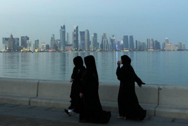 Viet Nam len tieng ve vu khung hoang o Qatar hinh anh 1