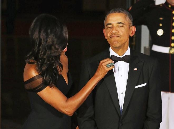Obama chi dien mot bo tuxedo trong 8 nam hinh anh 1