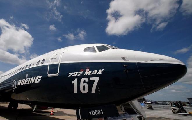 Boeing thang dam truoc Airbus tai trien lam hang khong Paris hinh anh