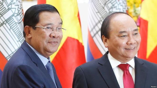 Quan he Viet Nam - Campuchia la tai san vo gia cua hai dan toc hinh anh 2