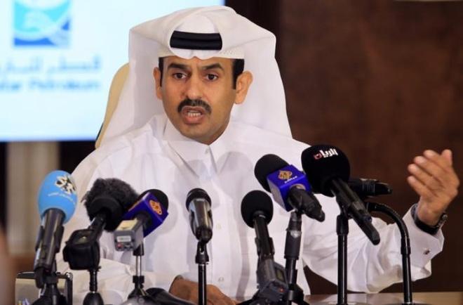 Thoi han can ke, Qatar san sang keo dai khung hoang Vung Vinh hinh anh 1