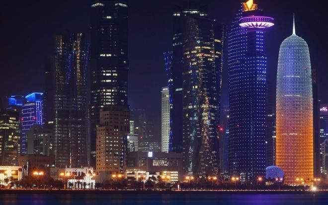 My: UAE hack website chinh phu Qatar, co tinh tao khung hoang hinh anh