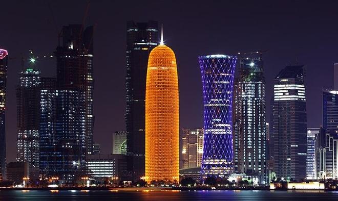 Cac nuoc Arab siet chat lenh trung phat Qatar hinh anh 1