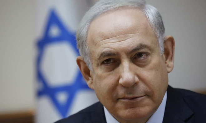 Thu tuong Israel bi dieu tra toi lua dao hinh anh 1