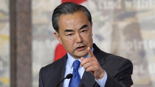 Trung Quoc san sang tra gia de trung phat Trieu Tien hinh anh