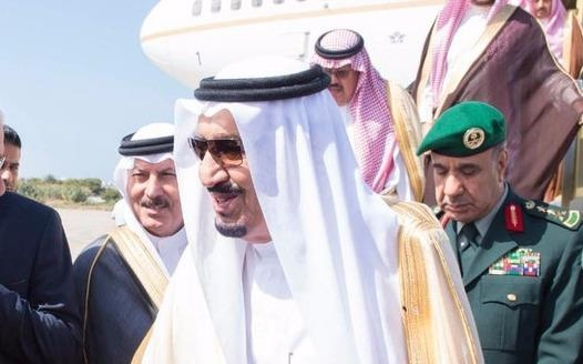 Vua Saudi Arabia chi 100 trieu USD cho ky nghi xa xi nhat the gioi hinh anh