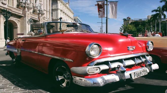 Cuba: Suc song Latin o xu so hoai niem hinh anh