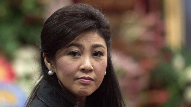 Ba Yingluck da toi Dubai truoc khi bi tuyen an hinh anh 1