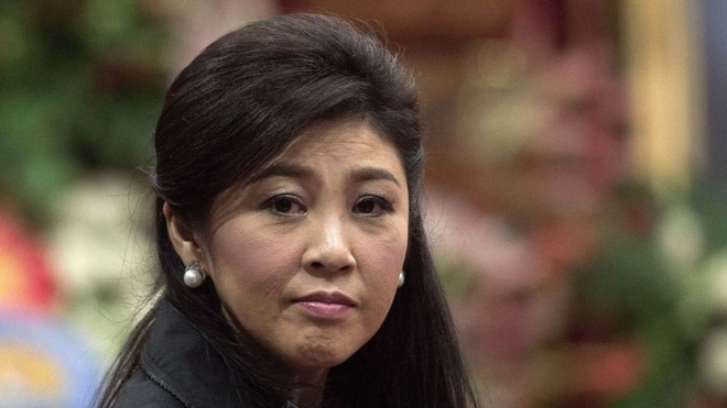 Chinh quyen quan su Thai bi chi trich vi de ba Yingluck bo tron hinh anh