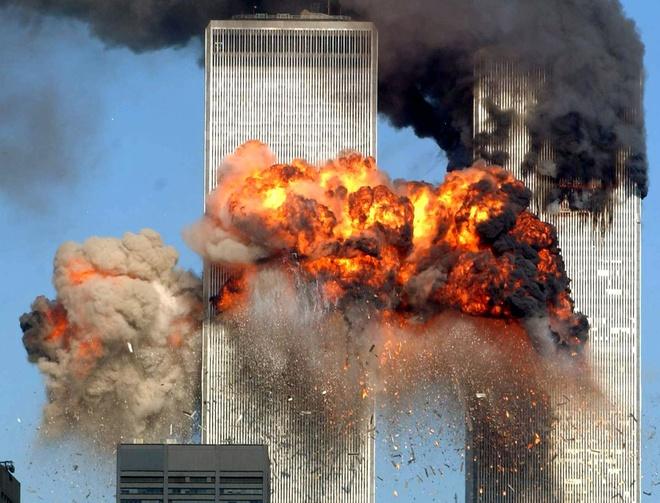 11/9/2001 va khoanh khac thay doi nuoc My mai mai hinh anh