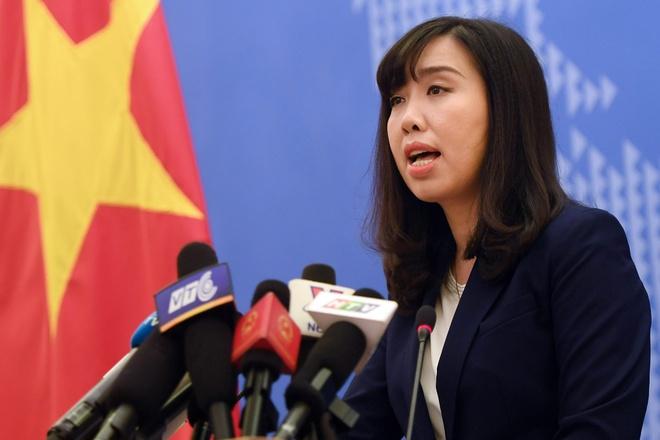 Nguoi phat ngon BNG len tieng ve phim Chien tranh Viet Nam hinh anh