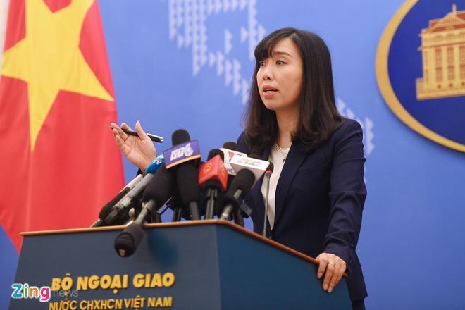 Viet Nam - My tich cuc chuan bi cho chuyen tham cua Tong thong Trump hinh anh 1