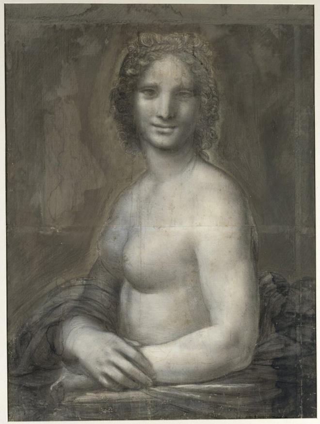 Phat hien buc tranh co the la ban phac hoa cua 'Mona Lisa' hinh anh 2