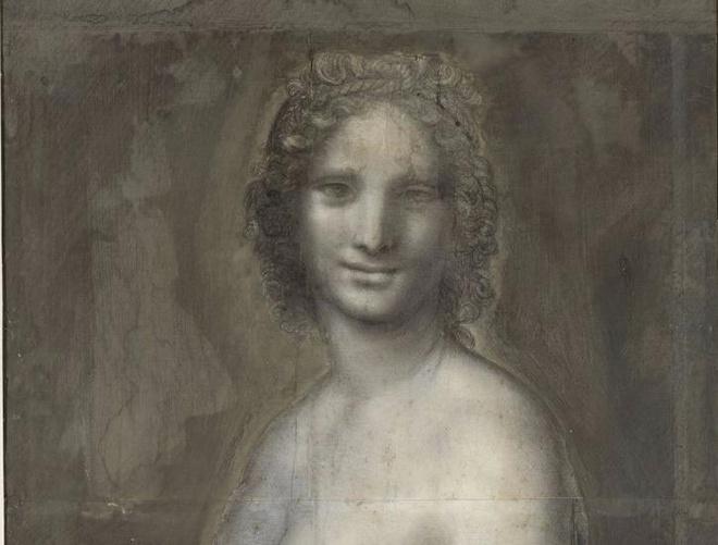 Phat hien buc tranh co the la ban phac hoa cua 'Mona Lisa' hinh anh