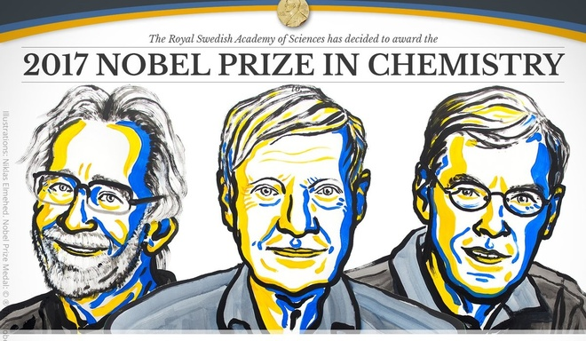 Nobel Hoa hoc cho nghien cuu kinh hien vi electron nhiet do thap hinh anh 1