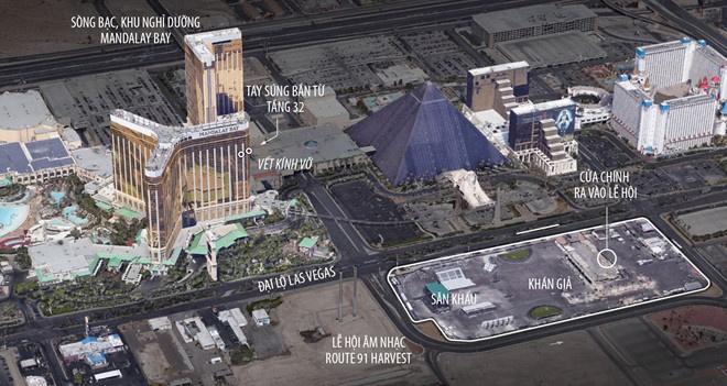 Ban gai cua sat thu Las Vegas giup FBI dieu tra vu xa sung hinh anh 2