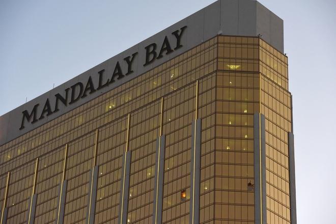 Mandalay Bay dau dau xu ly phong cua sat thu Las Vegas hinh anh 1