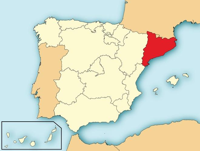 Tay Ban Nha yeu cau Catalonia xac nhan tinh trang tuyen bo doc lap hinh anh 2