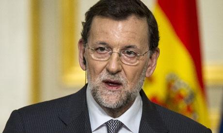 Tay Ban Nha yeu cau Catalonia xac nhan tinh trang tuyen bo doc lap hinh anh