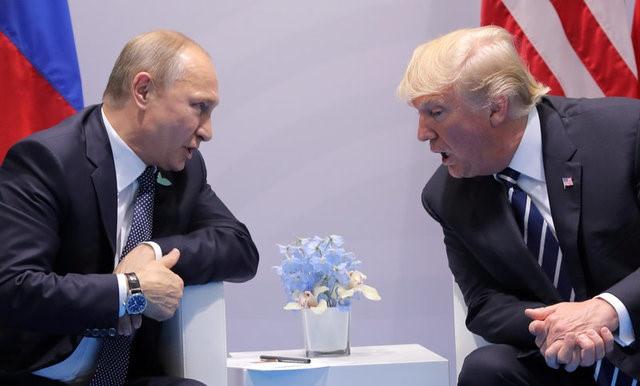 Ong Trump se gap ong Putin tai Da Nang hinh anh 1