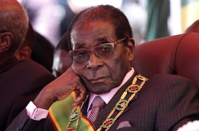 Zimbabwe roi ren vi Mugabe khong tu chuc anh 1