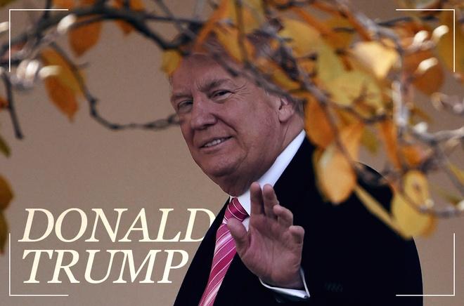 Ong Trump va hon 300 ngay dau tien lam tong thong hinh anh