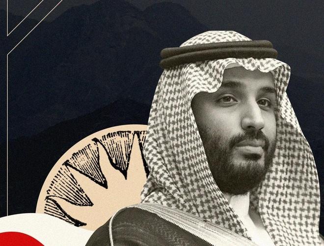 Saudi Arabia 2017: Nghin le mot dem giua bao to Trung Dong hinh anh