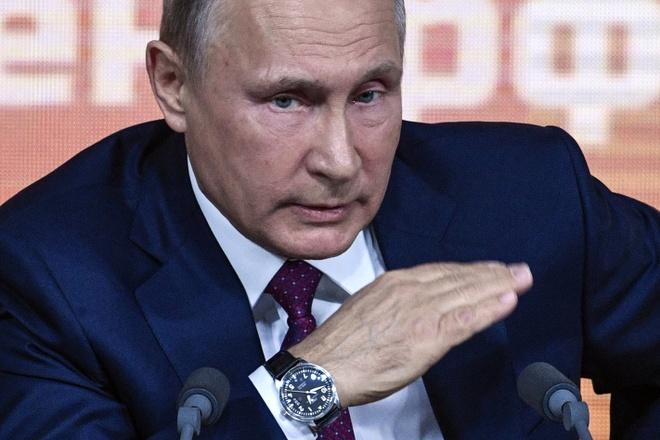 Putin hop bao anh 11