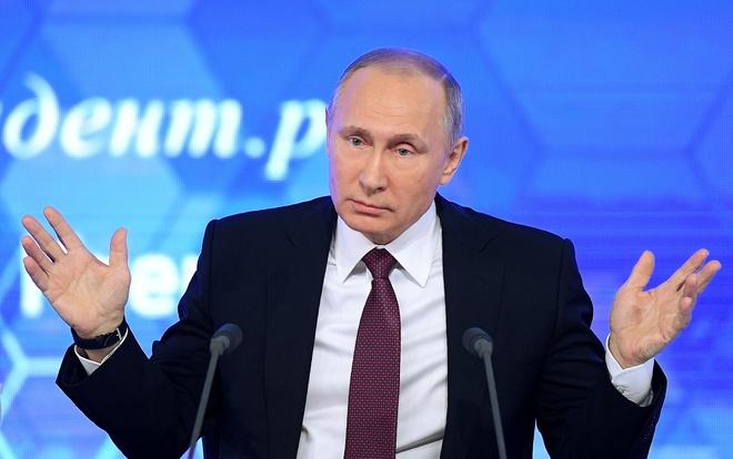Putin hop bao anh 2