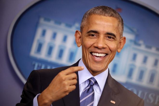 Obama la nguoi dan ong duoc nguong mo nhat o My hinh anh