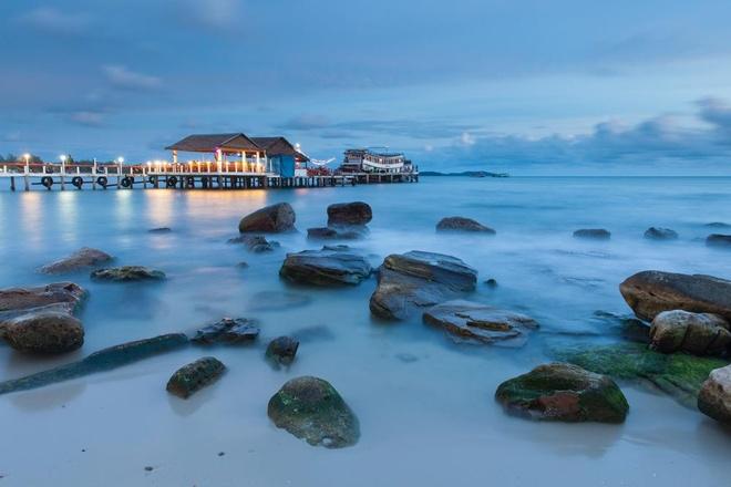 'Maldives cua Campuchia' xuong cap, thay doi vi du lich hinh anh