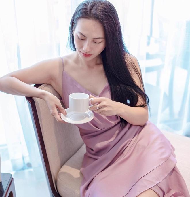 Phuong Anh Dao khong mac do ho, chuong style kin cong cao tuong hinh anh 3