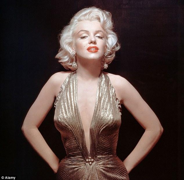 Boi 5 lop son moi va nhung bi mat lam dep cua Marilyn Monroe hinh anh 7