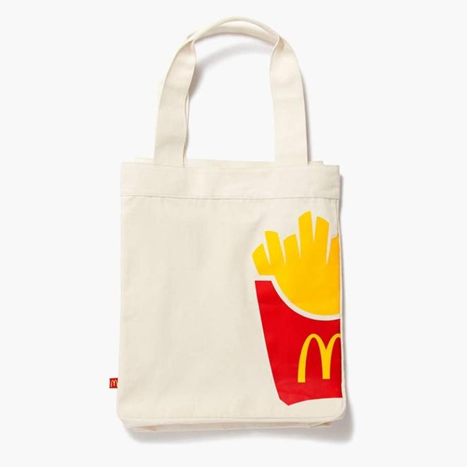 McDonald lan san sang ban quan ao, nhanh chong chay hang hinh anh 5