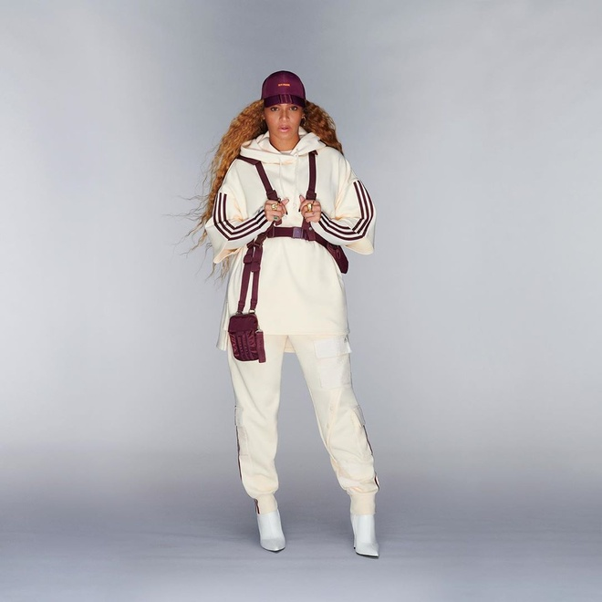 Beyonce adidas Ivy Park anh 10