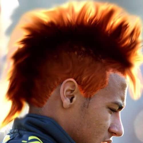 Nhuom hong, xoan xu va nhung kieu toc an tuong cua Neymar hinh anh 8 neymar_haircut_22.jpg