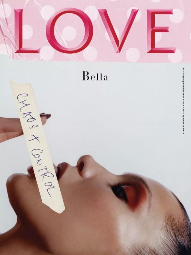 Bella Hadid tiep tuc chup anh ban khoa than tren tap chi hinh anh 1 bella_1.jpg