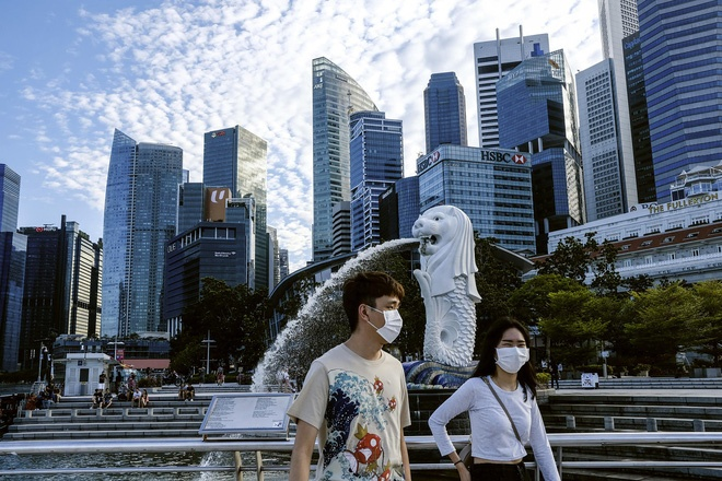 Singapore anh 1